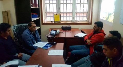 Bolivia presenta proyectos agua zona Sur Cochabamba deficiencias técnicas