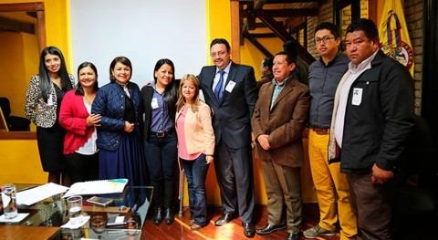 Gobierno combiano estudiará propuestas proyectos agua potable Boyacá y Caquetá