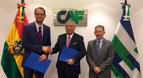 Gobierno alemán y CAF impulsan proyectos cambio climático América Latina