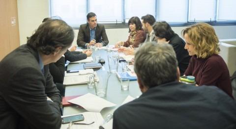 PSOE quiere prohibir que se privaticen infraestructuras y empresas públicas sector agua