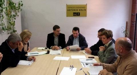 PSOE almeriense respalda reivindicación factura eléctrica justa regantes provincia