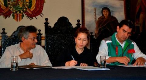 Bolivia mejorará PTAR Albarrancho y drenaje 3 ríos