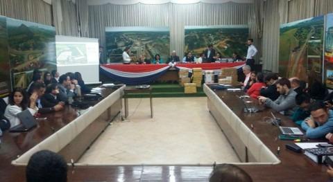 Presentadas 9 ofertas construir planta tratamiento aguas Asunción, Paraguay