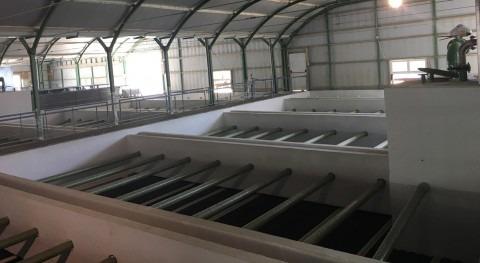 Inaugurada ampliación estación tratamiento agua Vale da Pedra, Portugal