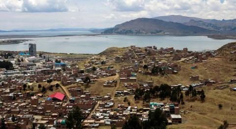 Vía libre construcción 10 PTAR descontaminar Lago Titicaca Perú