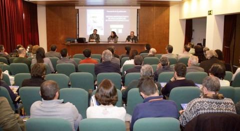 """Presentado CHJ libro """"Sistema metodológico evaluación patrimonio hidráulica"""""""