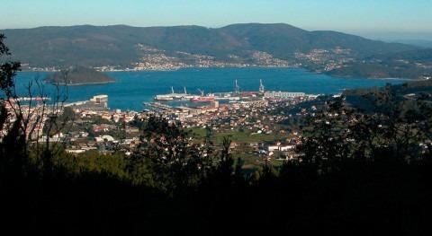 Galicia licita estación bombeo Lodazal Marín 1,2 millones euros