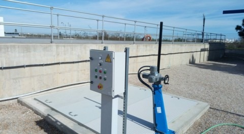 Reutilización aguas depuradas riego