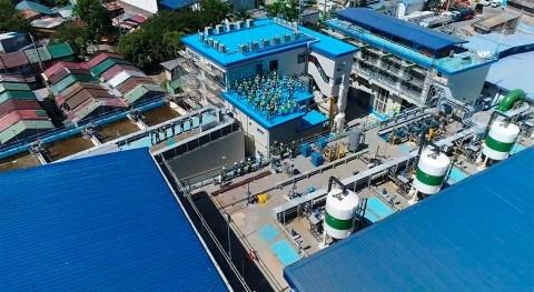 ACCIONA y socios inauguran planta potabilizadora Nueva Putatán, Filipinas