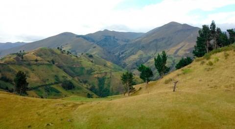 Ecuador cuenta décimo cuarta área protección hídrica: Quinllunga San Simón