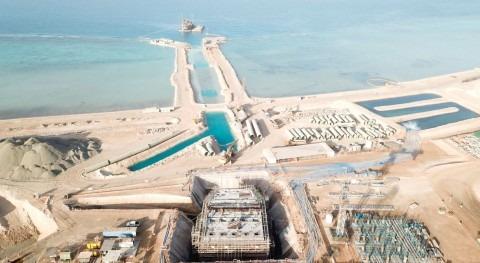 WEG sigue creciendo mercado internacional agua desaladora Rabigh 3