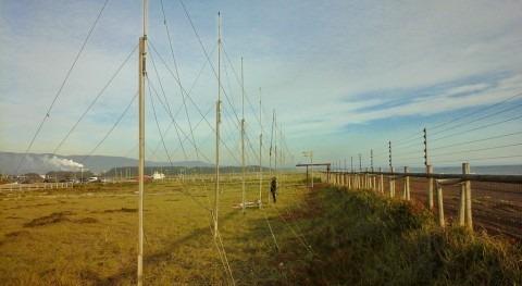 Proyecto CHIOOS concretó instalación primer radar Chile