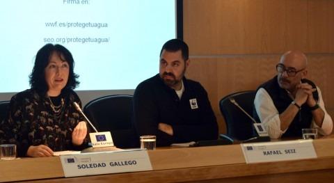 Presentación iAM25: Rafael Seiz (WWF) aportará enfoque ambiental gestión europea agua