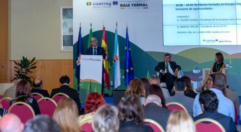 proyecto Raia Termal analiza papel balnearios junto expertos más 17 países