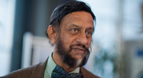 Rajendra Pachauri, Presidente del Grupo Intergubernamental de Expertos sobre el Cambio Climático (IPCC)