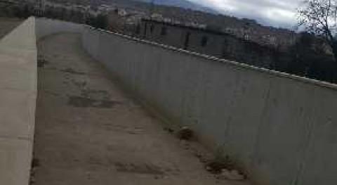 encauzamiento Rambla Baza Guadix se estrena últimas lluvias