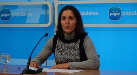 Raquel Sáenz (PP de La Rioja).