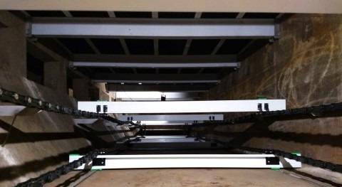 TecnoConverting instala varios rascadores fondo EDAR Perpignan, Francia