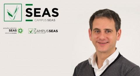 "Raúl Millán (SEAS): "" demanda formación materia agua está aumentando 30% anual"""