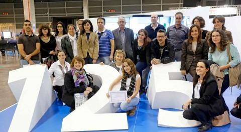 Feria Valencia cumple expectativas Ecofira, Efiaqua, Egética, Made from Plastic y Encaja