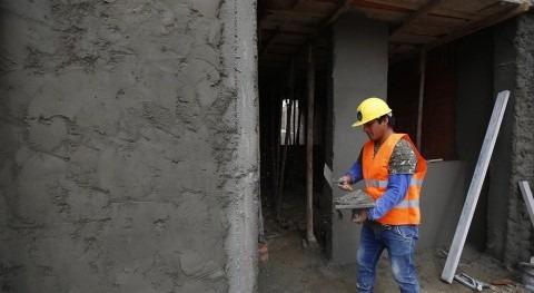 Construcción viviendas dañadas Niño Costero tiene 59% avance Lurigancho-Chosica