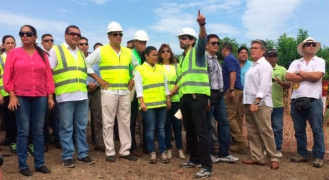 Avanza Proyecto Agua Chobo-Durán, que beneficiará más 500.000 habitantes