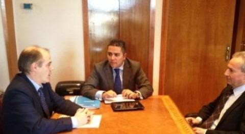 """Jesús Cano: """" recrecimiento presa Camarillas permitiría llegada 180 hm3 agua Murcia"""""""