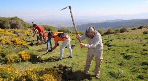 Proyecto MEMOLA: Recuperando acequias Camarate Lugros 35 años abandono