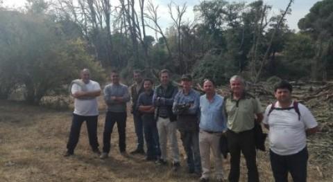 CHG inicia recuperación arroyo Bejarano Córdoba, declarado Reserva Natural Fluvial