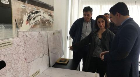 Licitada construcción dos colectores y tanque tormentas San Javier