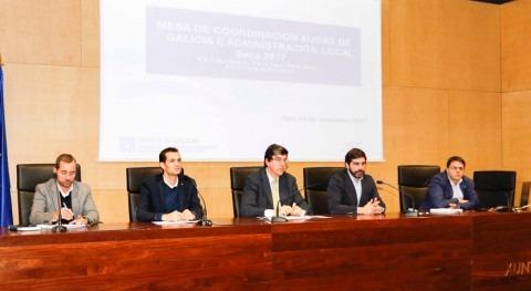 Galicia insta ayuntamientos Pontevedra reducir 10% consumo no esencial agua