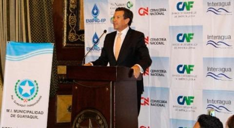 Guayaquil avanza reducción huellas hídrica y carbono