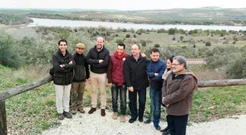 Andalucía reforesta Lagunas Sur Córdoba y hace suelta aves
