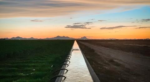 Acuerdo provisional requisitos mínimos reutilización agua agricultura