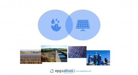 EPGSalinas: regadío y energía solar fotovoltaica, doble experiencia que necesitas