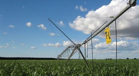 Uso agua sector agrario 2012: Disminuye consumo 3,1% respecto al año anterior