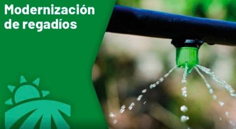 Andalucía invertirá 4,8 millones modernizar 1.400 hectáreas regadío Cuevas Almanzora