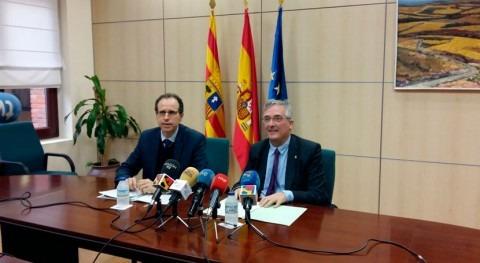 Aragón impulsa línea subvenciones 80 millones nuevos regadíos