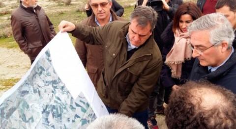 """""""Tenemos obligación impulsar modernización regadíos Bardenas"""""""