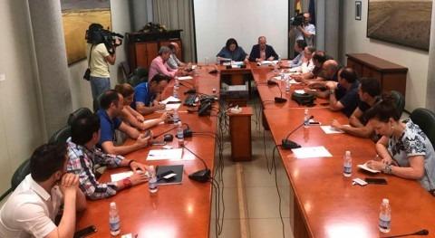 Comienza proceso información pública Transformación Regadío Tierra Barros