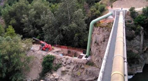 CHE adjudica segunda fase proyecto red regadío Peramola, Lleida
