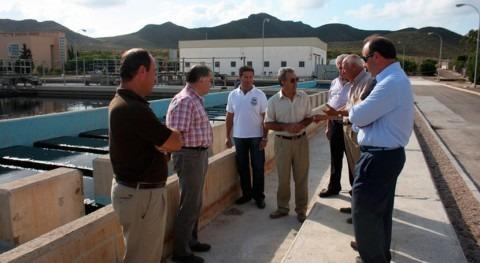 regantes Arco Sur mejorarán sistema desnitrificación salmuera