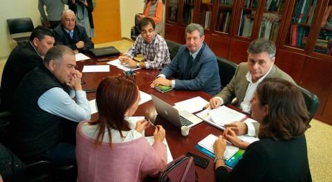 Fijado calendario eliminación nitratos desalobradora Mojón Murcia