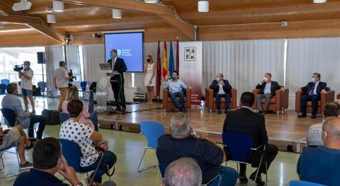 UPCT y Regantes Campo Cartagena presentan avances protección medioambiental