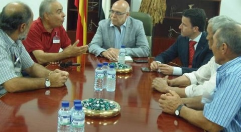 Extremadura ejecutará obra muy social modernización regadíos Arroyo Luz
