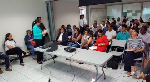 Salvador consulta al sector empresarial actualización reglamento aguas residuales