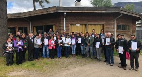 """Ministro Furche: """"Hemos gestionado regularización más 700 derechos agua Aysén"""""""