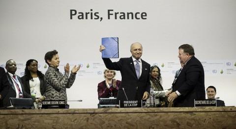 Recta final acuerdo París