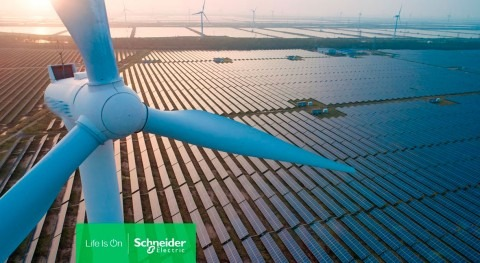 Schneider Electric consume 100% electricidad limpia fábricas y centros España