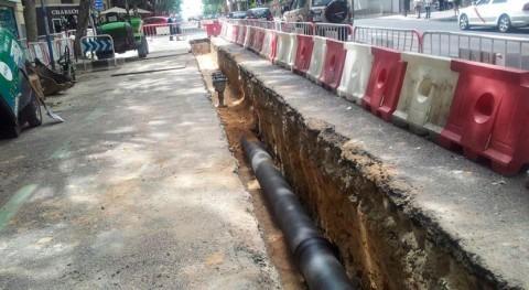 Comunidad Madrid ha renovado más 230 kilómetros tuberías agua potable 2016